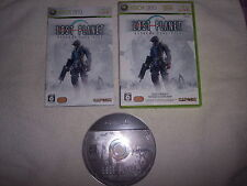LOST PLANET EXTREME CONDITION, XBOX 360/X BOX 360, GIAPPONESE/JAP/IMPORT/JP