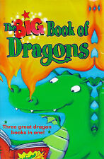 """The Big Book of Dragons: """"School for Dragons"""" by A.Jungman, """"Bad-tempered Dragon"""