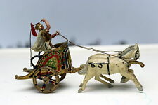 Chariot Toy Soldier J Hill Co Roman