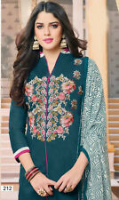 Designer Salwar Suit Party Wear Bollywood Wedding Indian Ethnic Salwar Kameez