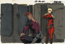 Anime Cel Vampire Hunter D Production Cel #1229