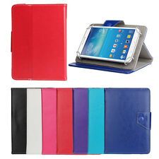 "7"" Universal Hülle Crystal Leder Stehen Case Cover Tasche For Android Tablet PC"
