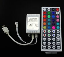44 Key IR Remote Controller RGB Control Box DC12V For LED 3528/5050 Strip Light