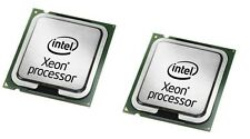 2 x Intel Xeon E5335 Quad Core 2.00Ghz Processor CPU Pair (SL9YK/SLAC7/SLAEK)