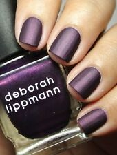 NEW! Deborah Lippmann nail polish lacquer in HAREM SILKS FROM BOMBAY