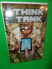 Think Tank #3 Comic Image Matt Hawkins Comics 1st Print