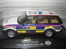 RANGE ROVER LONDON METROPOLITAN POLICE UK 1998  - 1/43°