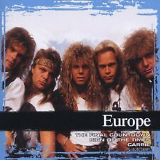 Europe - Collections (2007)  CD  NEW/SEALED  SPEEDYPOST