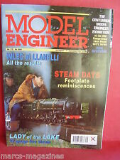 MODEL ENGINEER MAG # 4049 29 AUG-11 SEPT 1997 STEAM DAYS LADY OF THE LAKE
