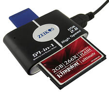 Memory Card Reader/Writer For Canon Powershot ELPH 190 180 360 350 170 160