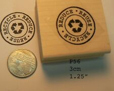 P47 Recycle rubber stamp