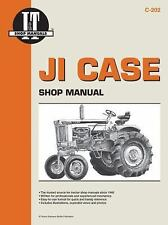 Case Collection I and T Shop Manual - Series 500, 600, 900b Series 730, 830,...