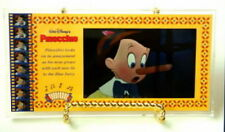 Pinocchio Limited Edition Lenticular Motion Cel Card