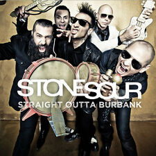 "STONE SOUR STRAIGHT OUTTA BURBANK VINILE EP 12"" RSD BLACK FRIDAY 2015"