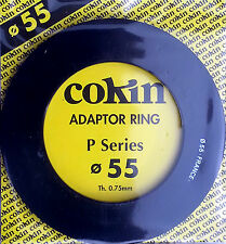 Cokin Genuine P Adaptor Ring In 55mm Also Fits Kood P455