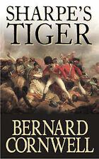 Sharpe's Tiger: Richard Sharpe and the Siege of Seringapatam, 1799 by Bernard...