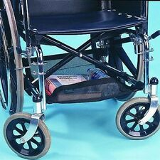 Wheelchair Wheel chair Underneath Holder Bag Pouch Net