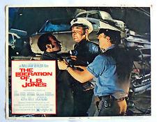 """1971 """"The Liberation of L.B. Jones"""" Movie Theater Lobby Card - Lola Falana"""