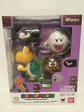 Bandai Super Mario S.H.Figuarts Play Set D