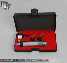 Otoscope & Ophthalmoscope Set ENT Medical Diagnostic Surgical Instruments-NT-527
