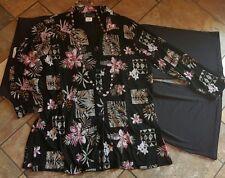 women's plus size clothing lot sz 1x 16w 18 18w pants blouse necklace