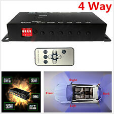 Front/Rear/Right/Left Parking View 4 Car Camera Video Switch Combine Control Box