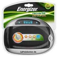 CARICABATTERIE Energizer CARICABATTERIE UNIVERSALE LCD-PER aaa/aa/c/d/9 V adatto