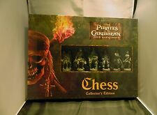 Pirates of the Caribbean Dead Mans Chest Chess Game Collector's Edition Unopened