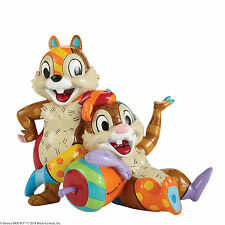 Disney Britto 4039139 Chip 'N' Dale New & Boxed