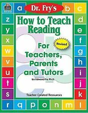 How to Teach Reading by Fry (2004, Paperback, New Edition)