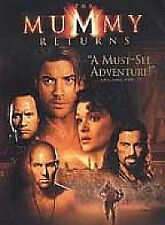 The Mummy Returns (DVD, 2008)***BRAND NEW AND SEALED DVD***Cheap price***@L@@K@!