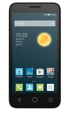 "Brand New Alcatel Pixi 3 - 4.5"" Smartphone Black On Virgin Network Cheap"