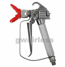 Airless Paint Spray Gun High Pressure, 3600PSI, with Tip Guard (No Tip)
