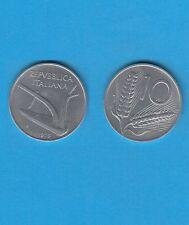 Italie REPUBLICA ITALIANA  10 Lire Spighe  1979