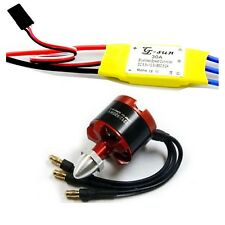 2212 920KV Brushless Motor for DJI F330 F450 F550 rc Quadcopter drone+30A ESC S