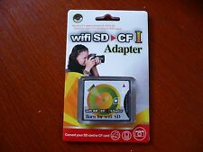 64GB CF +Type  Extreme CompactFlash Card SD SDHC SDXC SD adapter to Type 1 CF