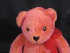 SOMEBODY LOVES YOU TALKING PINK GOLDEN BROWN HIGHLIGHTS TEDDY BEAR PLUSH AVON