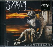SIXX: A.M. PRAYERS FOR THE DAMNED CD NUOVO SIGILLATO !!