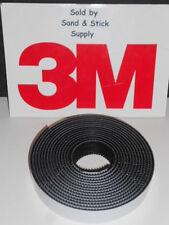 """3M SJ3540 RECLOSABLE FASTENER  BLACK  DUAL LOCK TYPE 250 1"""" X15 FOOT ROLL SJ3540"""