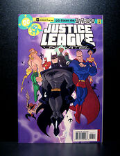 COMICS: DC: Justice League Unlimited #6 (2005) - RARE (figure/batman/flash)