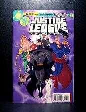 COMICS: DC: Justice League Unlimited #6 (2005) - RARE (figure/batman/flash)