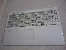 Sony Vaio  SVS15 Serie Tastatur mit Rahmen Touchpad RU P/N: 9Z.N6CLF.401
