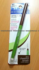 803 Chestnut Brown Maybelline Define A Line Eyeliner