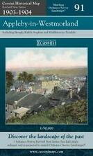 Appleby-in-Westmorland(Cassini Revised New Series Historical Map)NEW