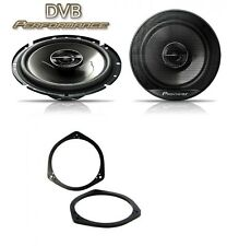 Honda Civic 2001-2006 Pioneer 17cm Front Door Speaker Upgrade Kit 240W