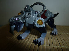 World of Warcraft Mega Bloks Darnassian Nightsaber mount sabretooth tiger figure