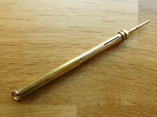 15CT Solid Gold Combo Mechanical Pencil & Pen 17 Grams for Chatelaine