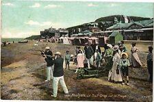 CPA Houlgate - Le Ball Trap sur la Plage (271737)