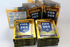 Panini FIFA 365 2015/2016 - EDITION CZ/SVK - 100 Tüten packets + DISPLAYS/BOXES