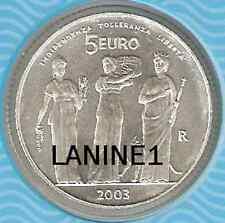 5 EURO ARGENT DU BU SAINT MARIN ANNEE 2003